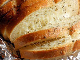 Cheesey Spedini Bread