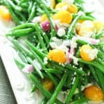 Fresh Bean Salad