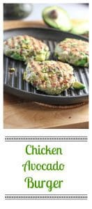 Chicken Avoado Burger 5