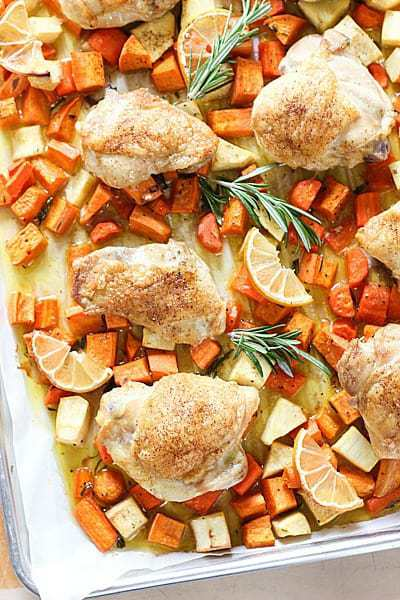 Roast Chicken Sheet Pan4