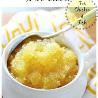 Pineapple Marmalade