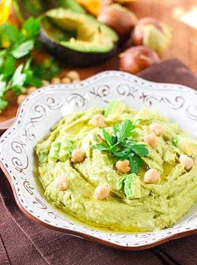 Avocado Hummus1500