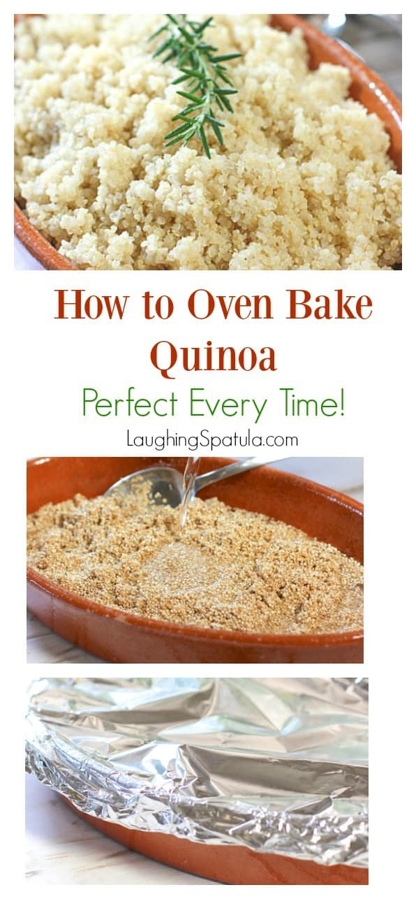 Quinoa How To