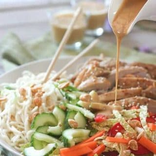 Thai Chicken and Noodle Salad1a