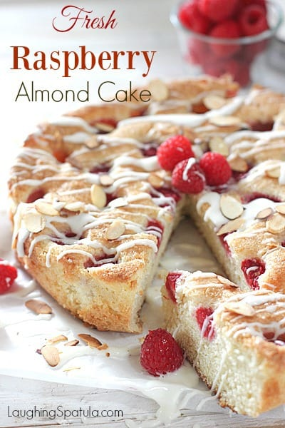 Raspberry Cake 5