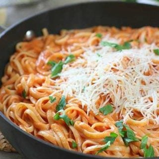 Tomato Pasta hero