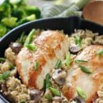 Chicken and Rice Skillet 2