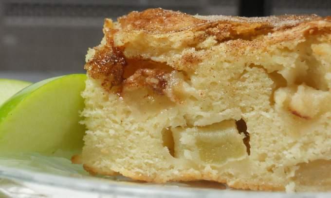 Cooking Light Cinnamon Apple Cake