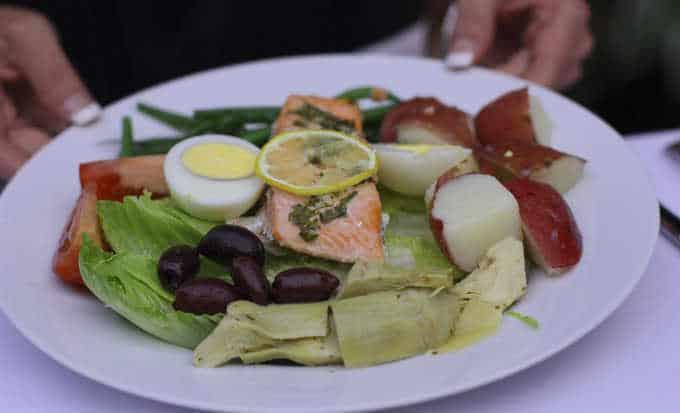 Salmon Nicoise Salad Laughing Spatula