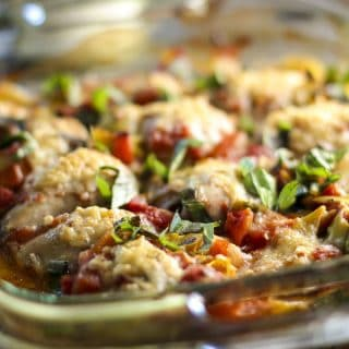Italian Chicken Bake