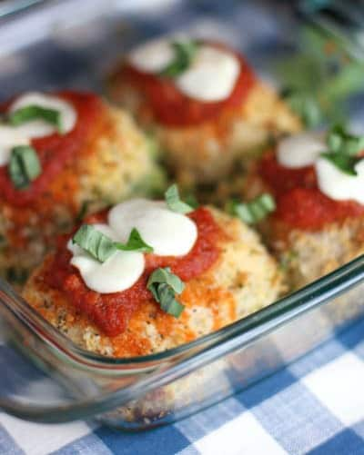 Stuffed Chicken Rollatini with ricotta and spinach