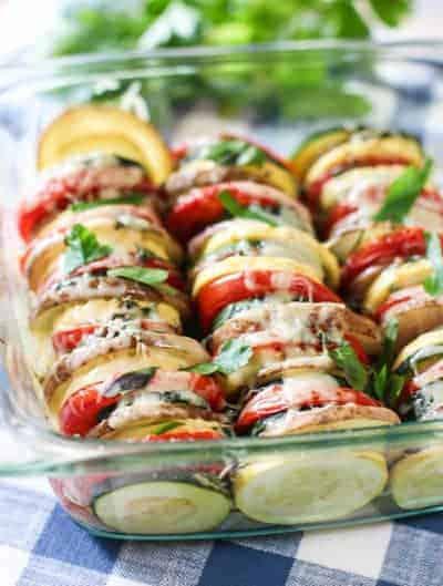 Vegetable Tian 1