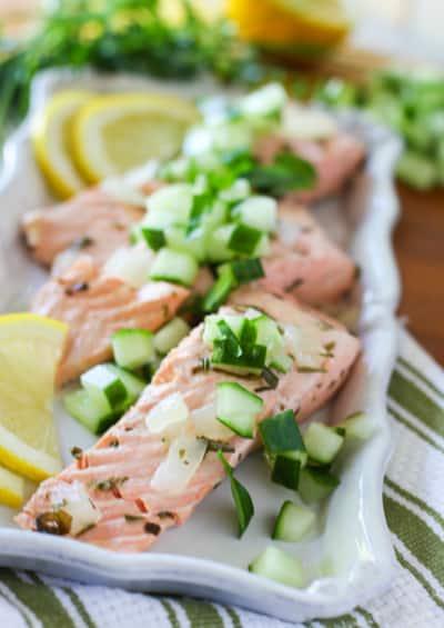 Poached Salmon 1