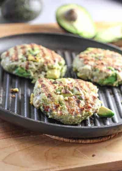 Avocado Chicken Burger7