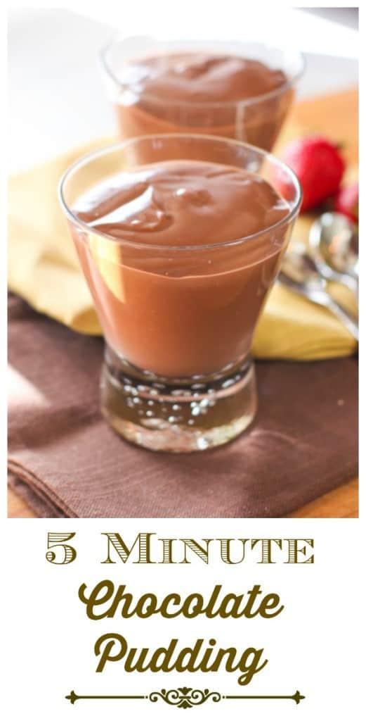 Chocolate Pudding5