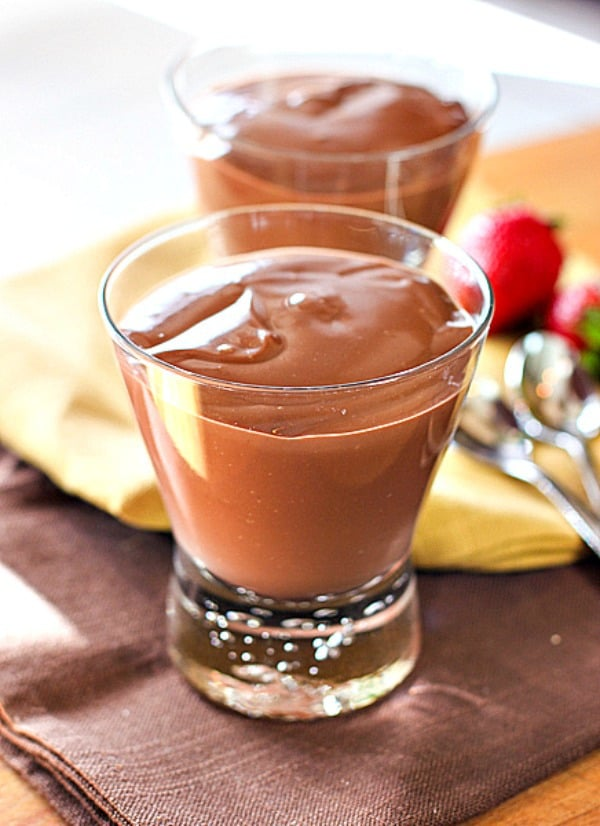 Chocolate PuddingFG1