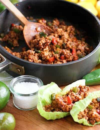 Fresh and Easy Taco Meat