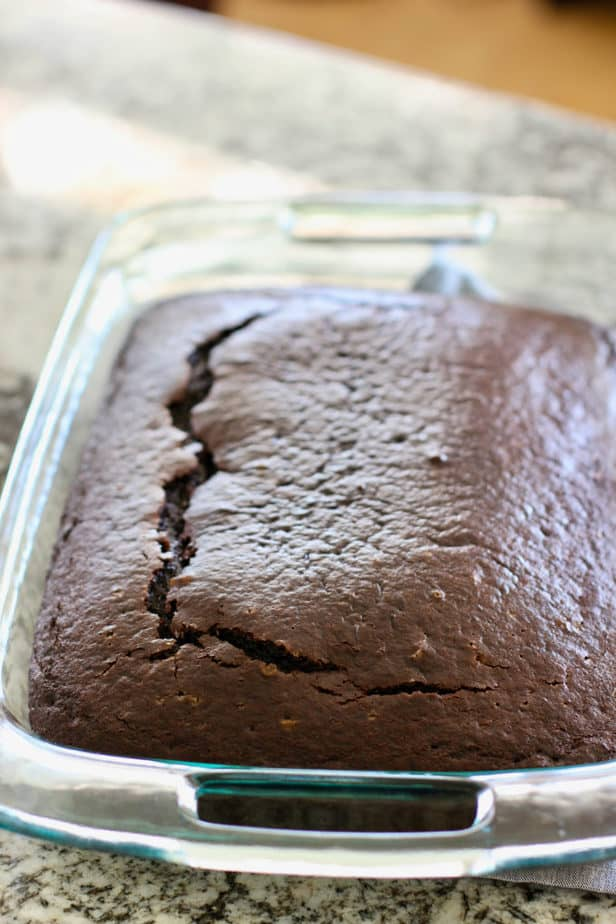 my imperfect perfect chocolate cake