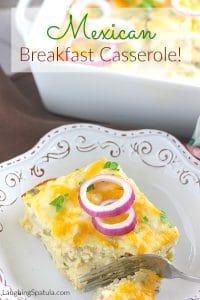 Mexican Breakfast Casserole5