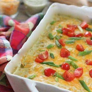 5 Ingredient Salsa Verde Chicken Enchiladas