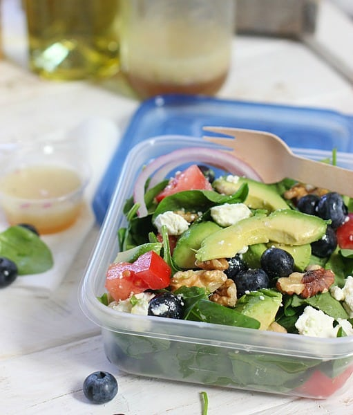 Power Salad lunchbox