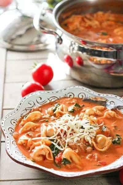 Tortellini Soup4