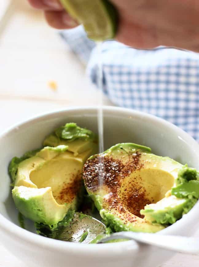 How to make avocado salsa
