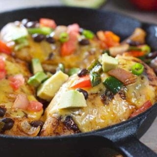 Tex Mex Chicken Skillet
