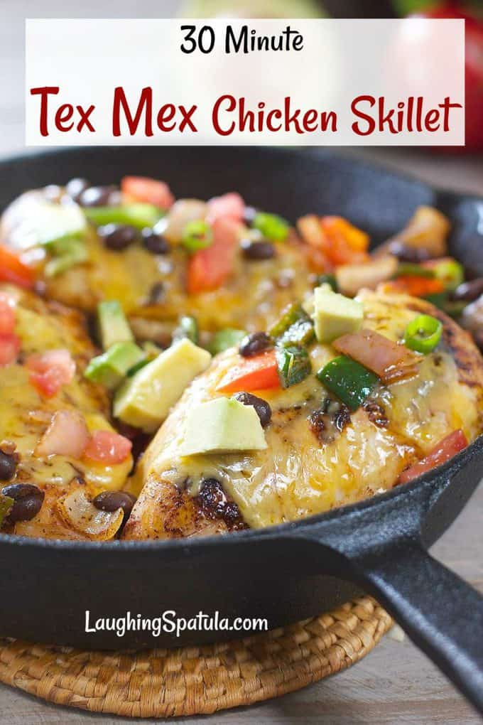 Tex Mex Chicken