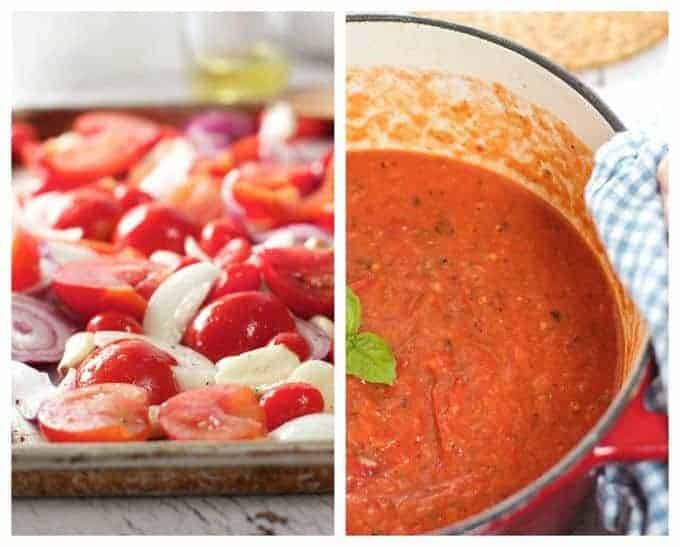 Roasted Marinara Sauce