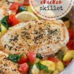 Chicken Skillet