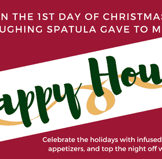 12 Days of Christmas Roundup – Holiday Happy Hour!