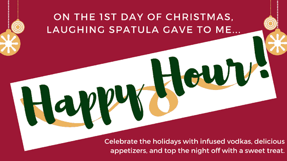 Holiday Happy Hour!