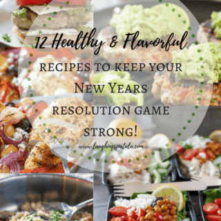 12 Healthy Recipe Roundup