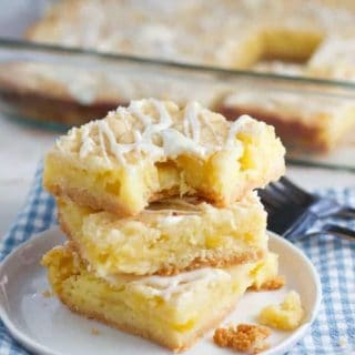 Easy Pineapple Bars (with Video)