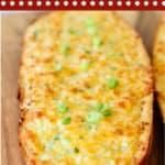 Cheesy Bread Recipe