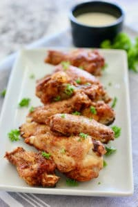 Crispy Chicken Wings